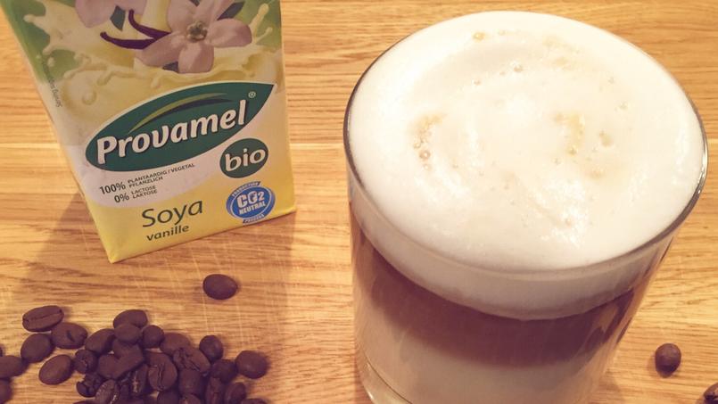 vegane Milchalternativen für Kaffee