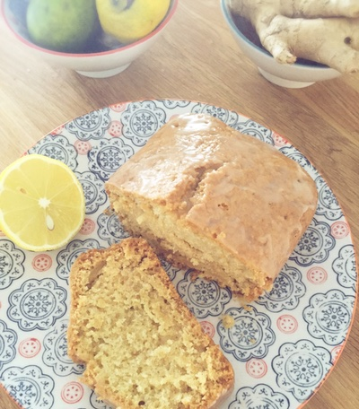 Veganer Zitronenkuchen ohne Ei