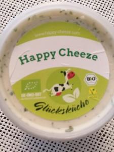 Veganer Frischkäse mit Bärlauch von Happy Cheeze